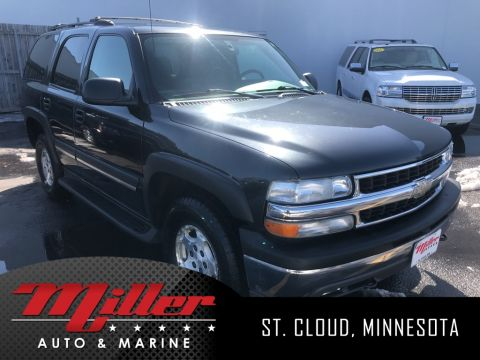 Pre-Owned 2004 Chevrolet Tahoe   4WD