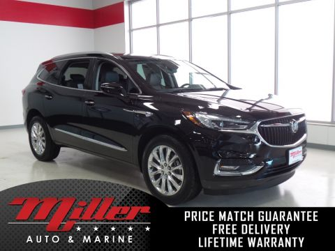 New 2018 Buick Enclave Premium Group Lifetime Warranty AWD