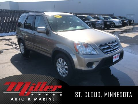 Pre-Owned 2006 Honda CR-V SE  AWD
