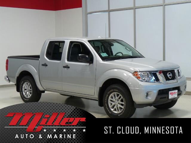 new 2016 nissan frontier 4wd crew cab swb auto sv crew cab pickup in st cloud 64326 miller. Black Bedroom Furniture Sets. Home Design Ideas